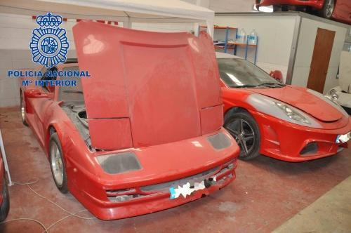 Spanish gang converts Toyotas into Ferraris.jpg